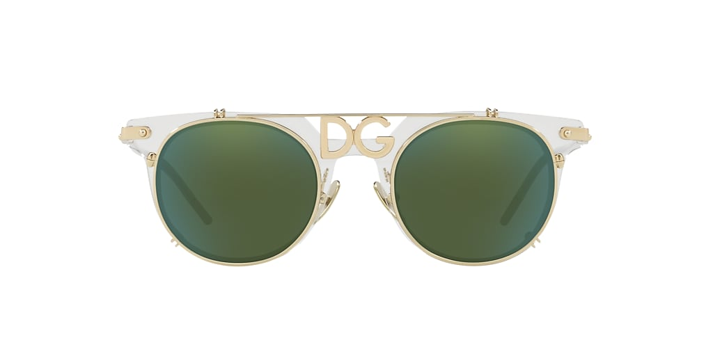 Clear DG2196 Green  49