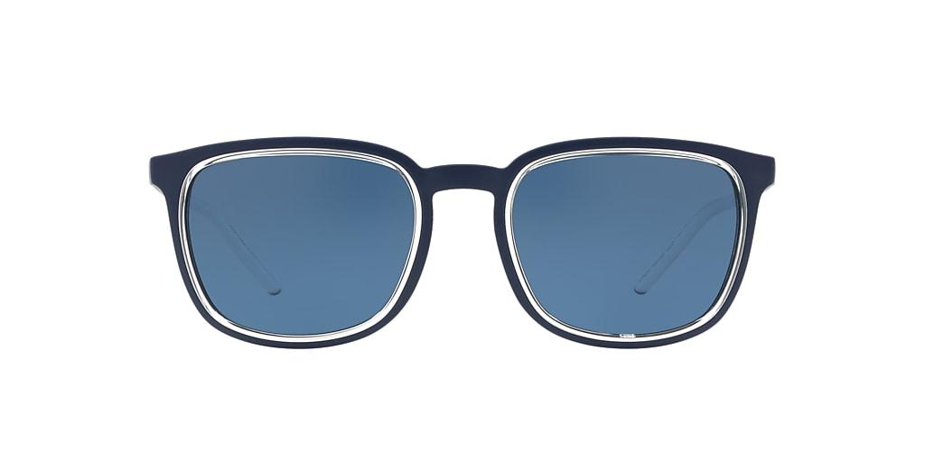 Bleu DG6115 Bleu foncé classique  53