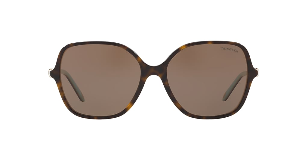 Tortoise TF4145BF Tiffany Infinity Brown  57