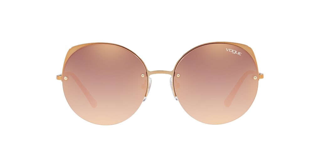 Pink VO4081S Pink Gradient Mirror  55