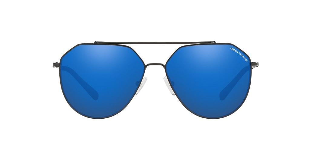 Black AX2023S Blue Mirror  59