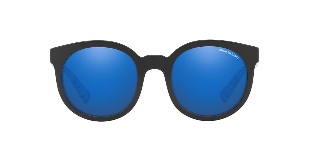 Black AX4057S Blue Mirror
