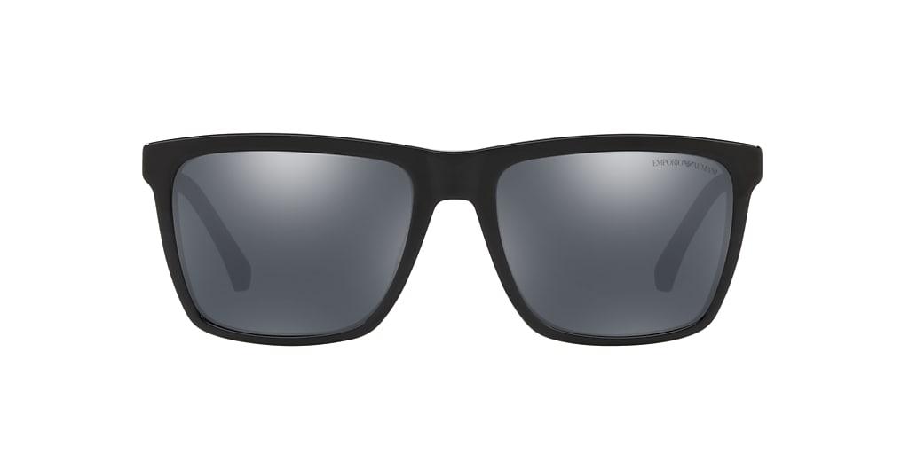 Black EA4117 Grey-Black  57