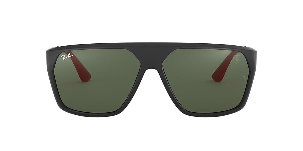 Black RB4309M SCUDERIA FERRARI COLLECTION Green  60
