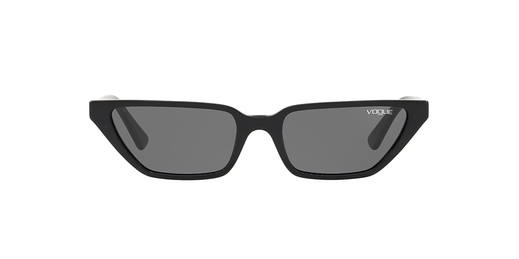 Black VO5235S Gigi Hadid x Vogue Eyewear Grey-Black  53