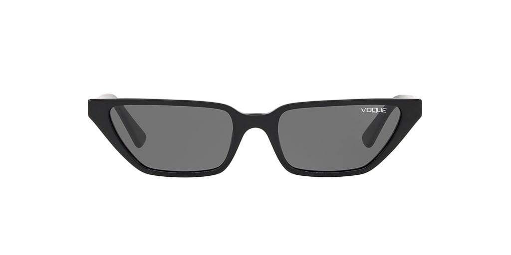 Black VO5235S Gigi Hadid x Vogue Eyewear Grey Classic  53