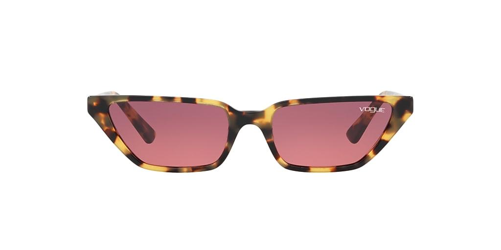 Tortoise VO5235S Gigi Hadid x Vogue Eyewear Violet  53