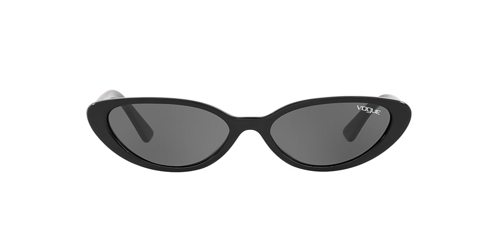 Black VO5237S Gigi Hadid x Vogue Eyewear Grey-Black  52