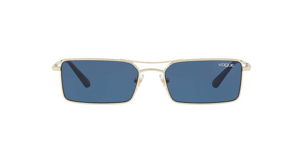 Gold VO4106S Gigi Hadid x Vogue Eyewear Blue  55