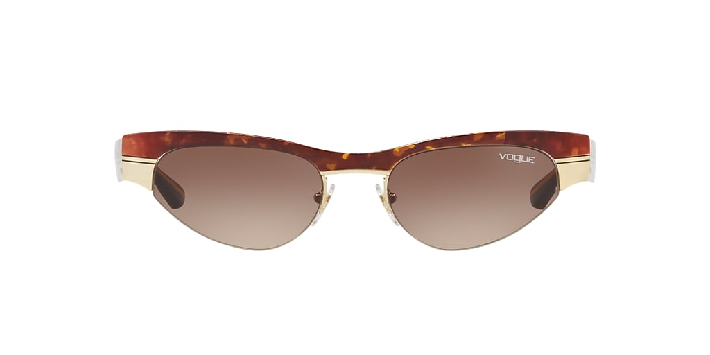 Gold VO4105S Brown  51