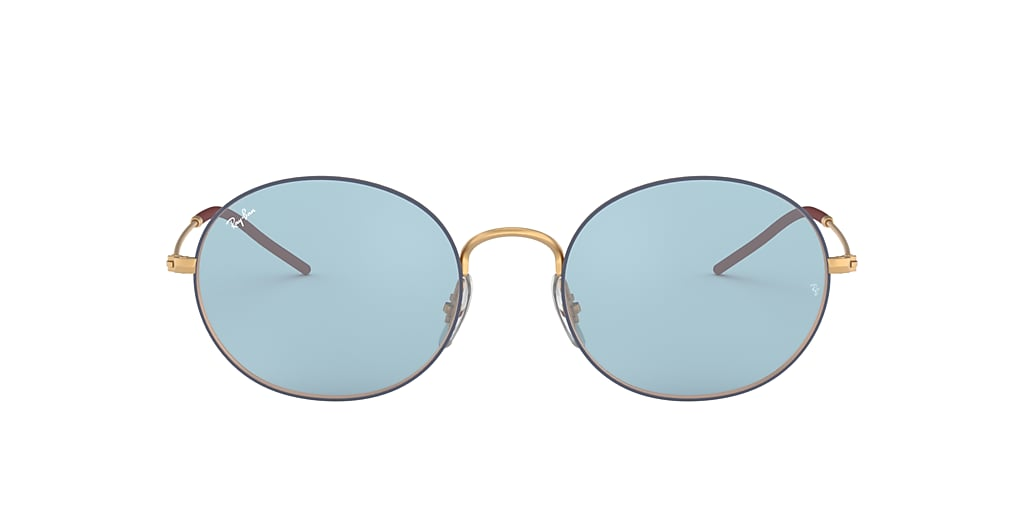 Blue RB3594 RAY-BAN BEAT Blue  53