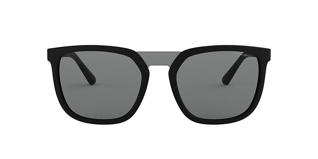 Black EA4123 Grey Classic  58