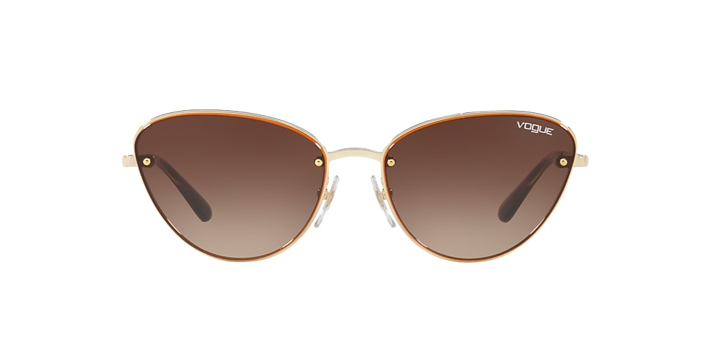 Gold VO4111S Brown  57