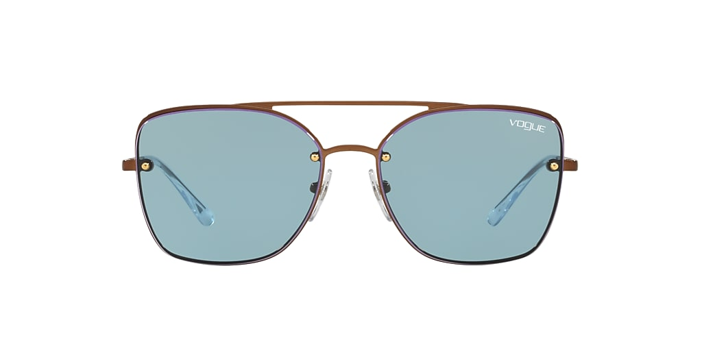 Bronze-Copper VO4112S Blue