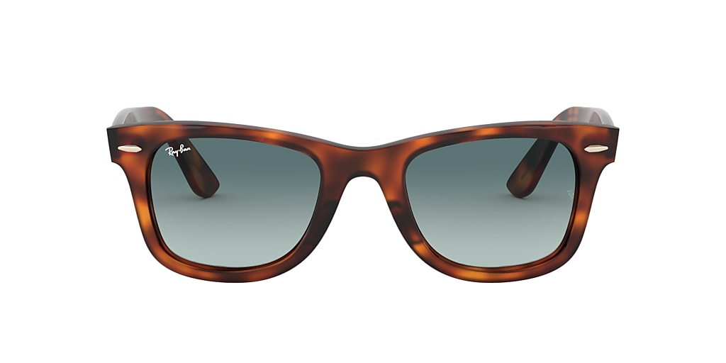 Tortoise RB4340 WAYFARER EASE Blue Gradient  50