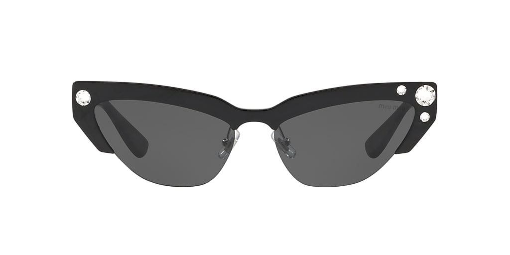 Black MU 04US Grey-Black  59
