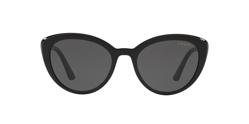 Black PR 02VS Grey-Black  54