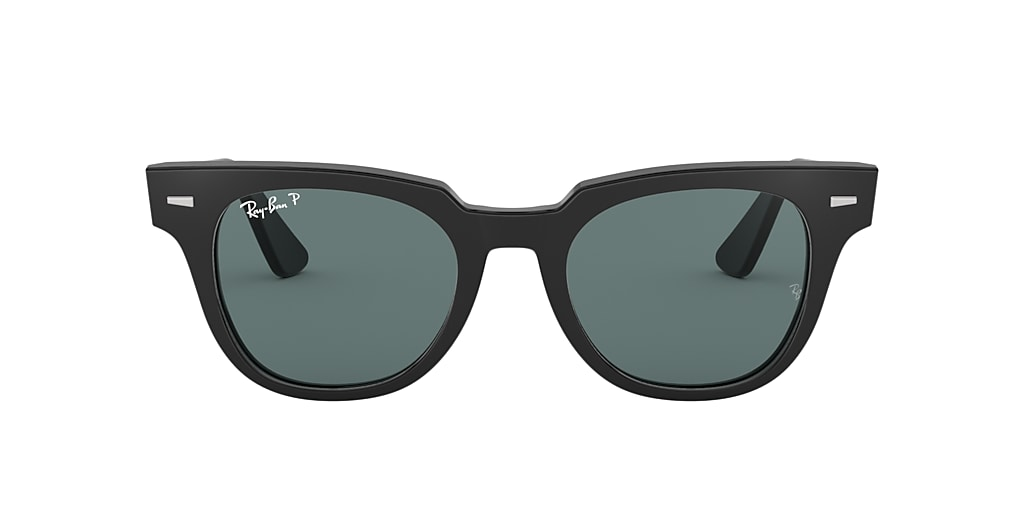Black RB2168 METEOR CLASSIC Polarized Grey Classic  50