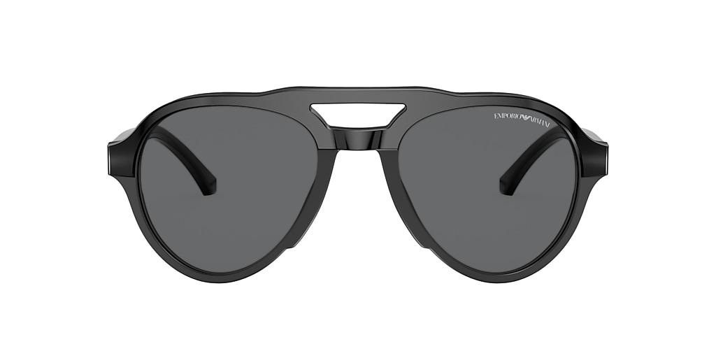 Black EA4128 Grey-Black  54