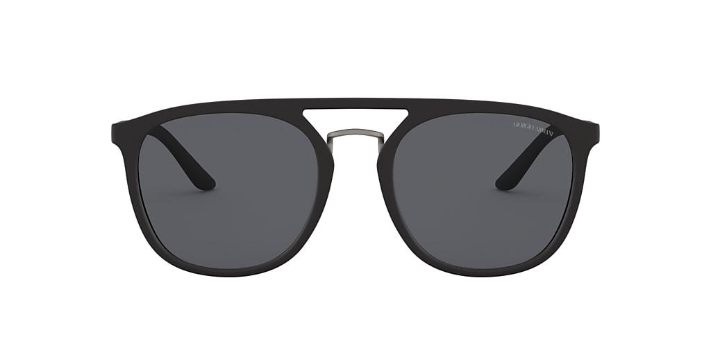 Matte Black AR8118 Grey-Black  53