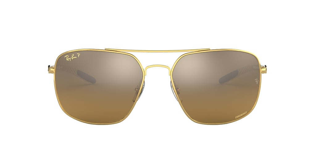 Gold RB8322CH Gold  62