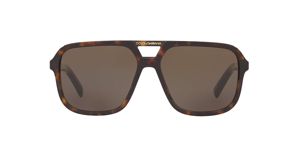 Tortoise DG4354 Brown  58