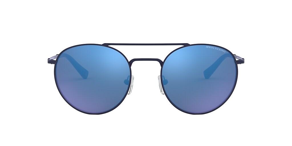 Matte Blue AX2028S Blue Mirror  53