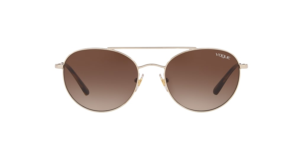 Gold VO4129S Brown  53