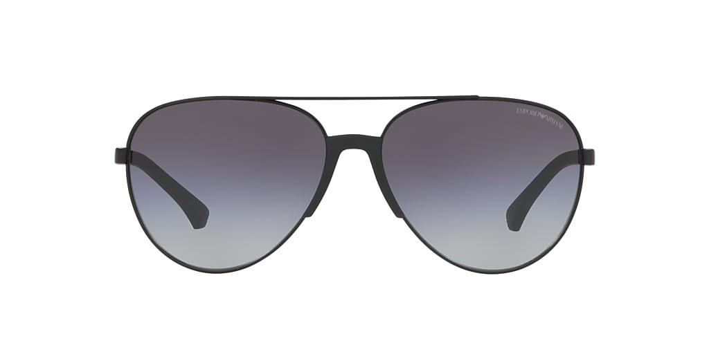 Black EA2059 Grey-Black  61