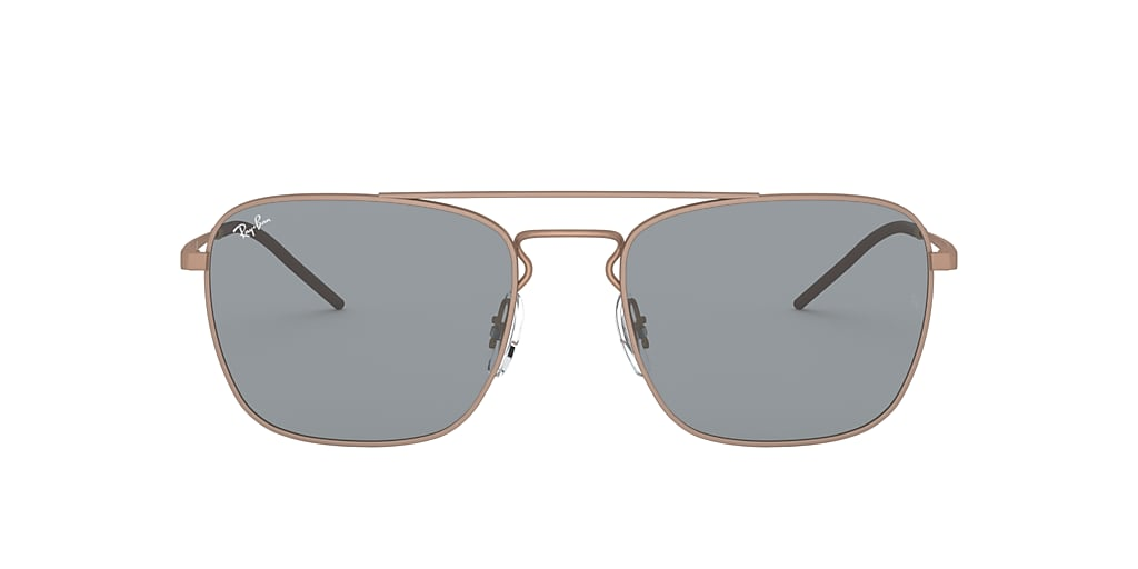 Bronze-Copper RB3588 Grey-Black  55