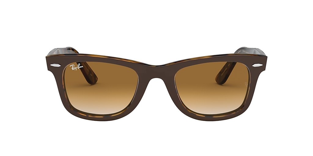 Brown RB2140 ORIGINAL WAYFARER COLOR MIX Brown Gradient  50