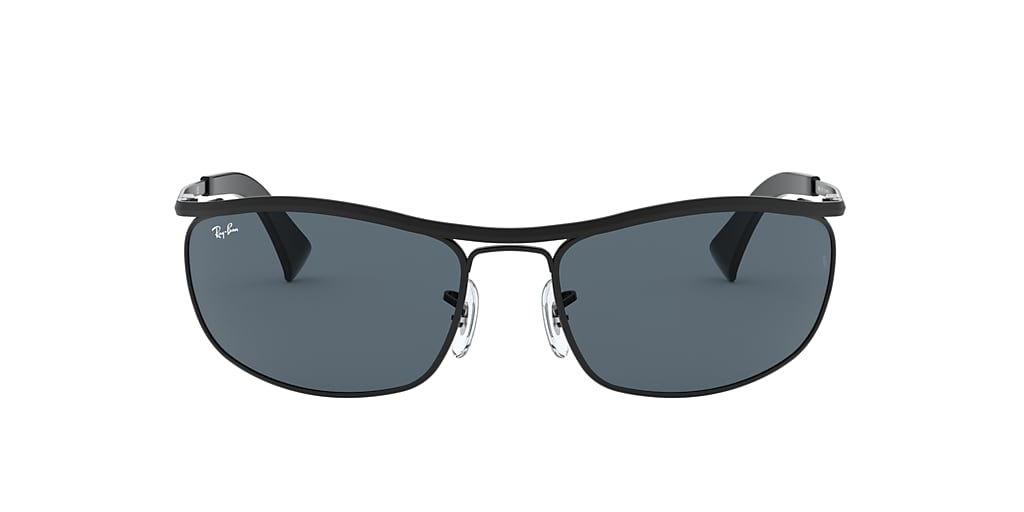 Black RB3119 OLYMPIAN Blue/Gray Classic  62