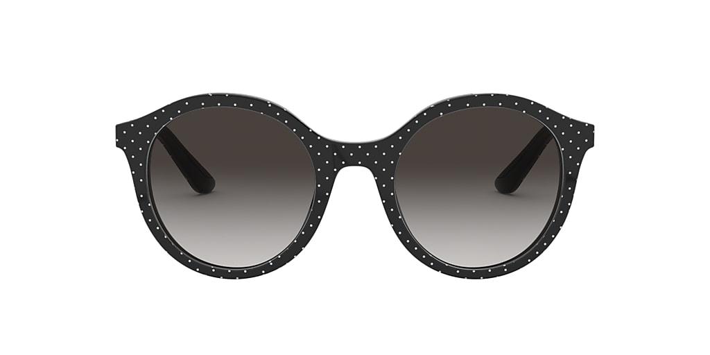 Noir DG4358 Gris-Noir  50