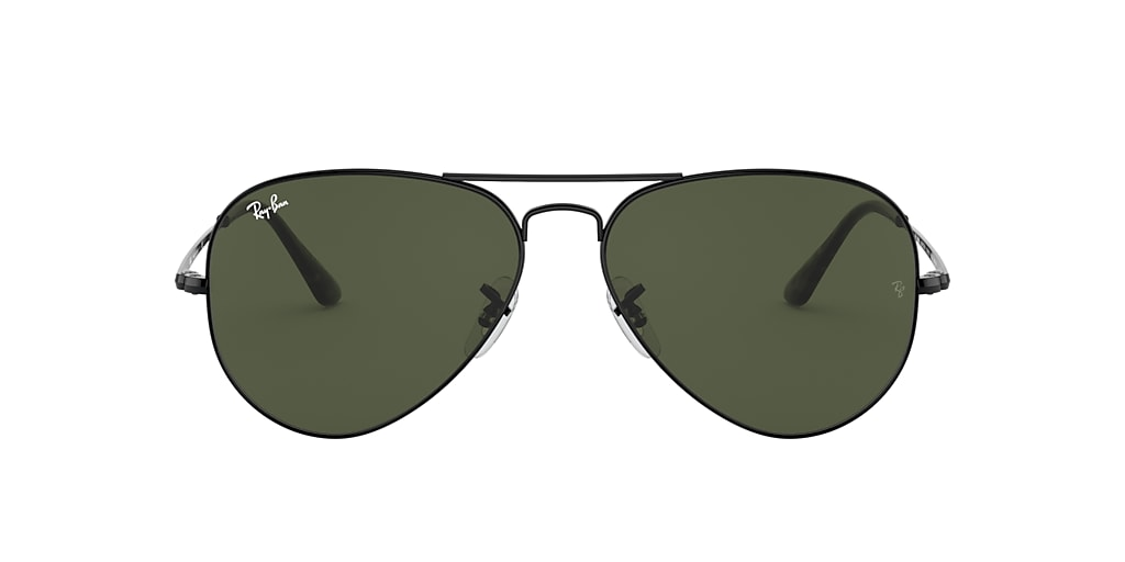 Black RB3689 Green  58