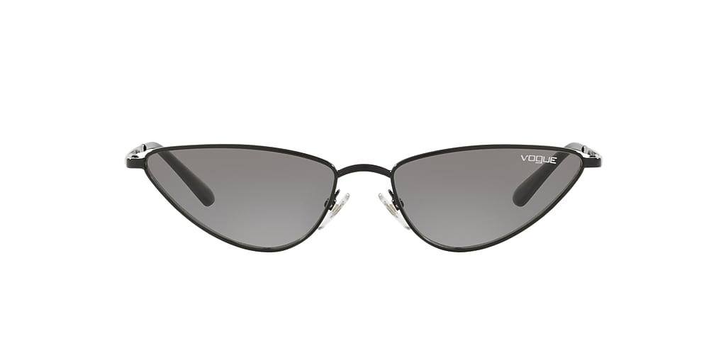 Black VO4138S Gigi Hadid x Vogue Eyewear Grey-Black  56