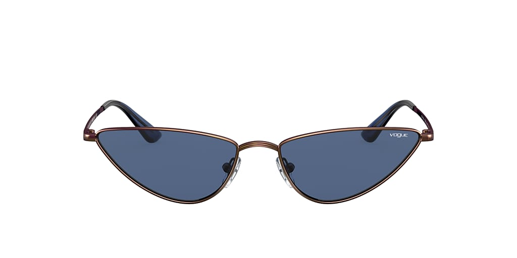 Bronze VO4138S Gigi Hadid x Vogue Eyewear Blue  56
