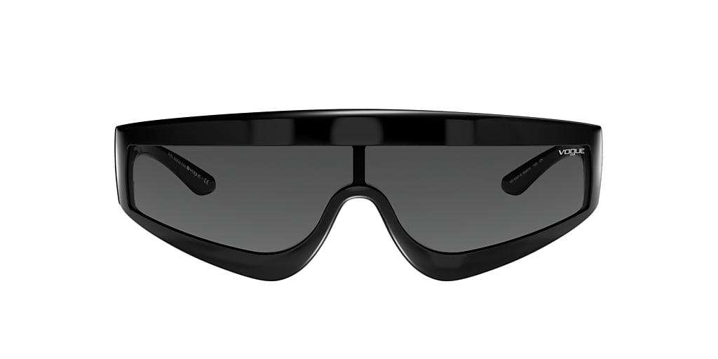 Noir VO5257S Gigi Hadid x Vogue Eyewear Gris-Noir  01