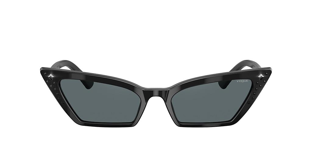 Negro VO5282SB Gigi Hadid x Vogue Eyewear Gris-Negro  54