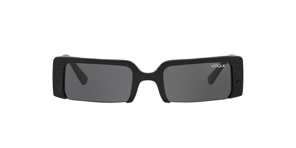Noir VO5280SB Gigi Hadid x Vogue Eyewear Gris-Noir  57