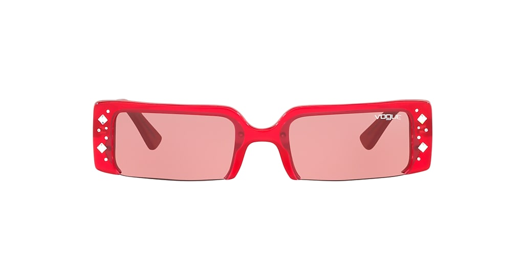 Red VO5280SB Gigi Hadid x Vogue Eyewear Pink  57