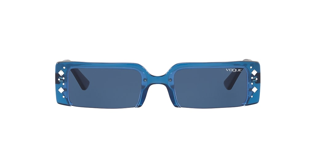 Blue VO5280SB Gigi Hadid x Vogue Eyewear Blue  57