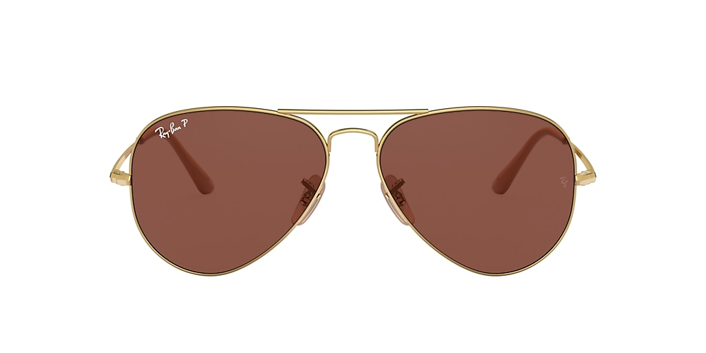 Oro RB3689 Bronce  55