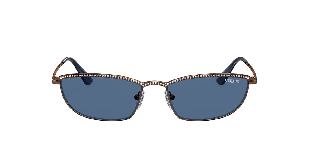 Copper VO4139SB Gigi Hadid x Vogue Eyewear Blue  54