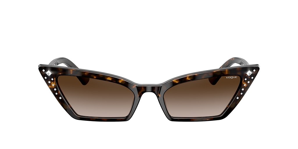 Tortoise VO5282SB Gigi Hadid x Vogue Eyewear Brown  54