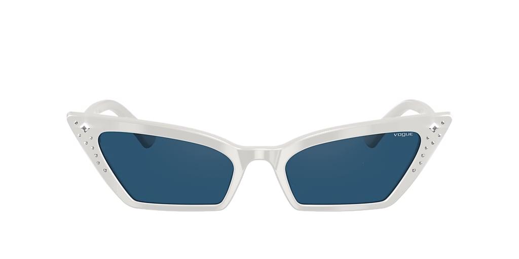 White VO5282SB Gigi Hadid x Vogue Eyewear Blue  54