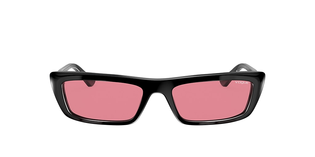 Negro VO5283S Gigi Hadid x Vogue Eyewear Rosa  54