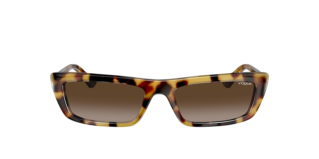 Yellow VO5283S Gigi Hadid x Vogue Eyewear Brown  54