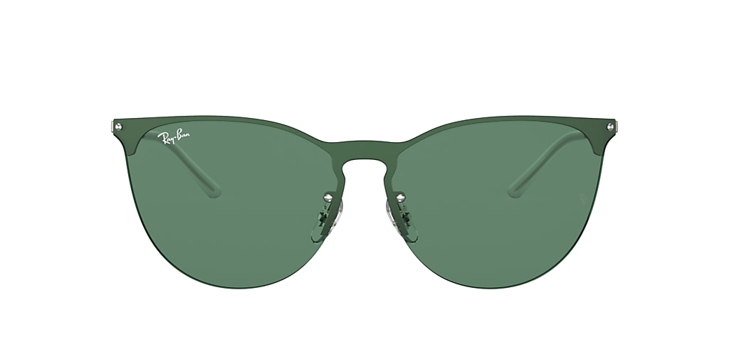 Silver RB3652 Green  01
