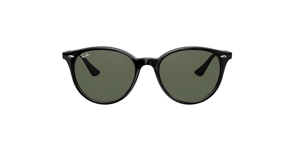 Black RB4305 Green  53