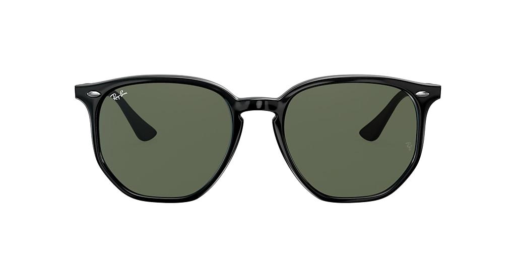 Black RB4306 Green  54